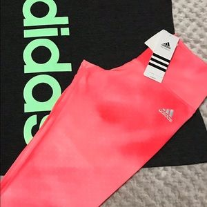 Adidas capri workout size small. NWT